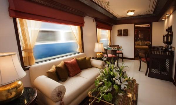 Maharajas Express - Luksuzni voz u Indiji