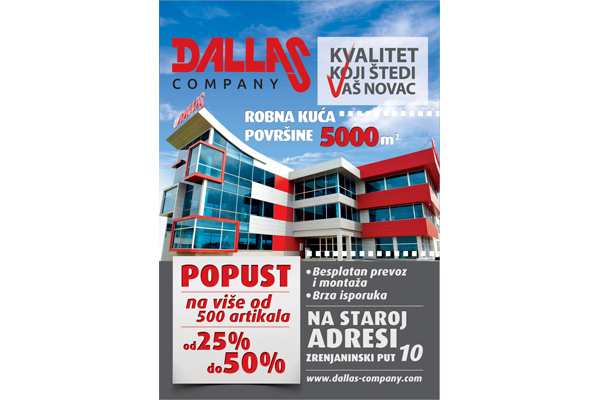 Dallas katalog - Jul 2014