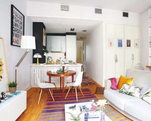 Kako organizovati mali prostor ?