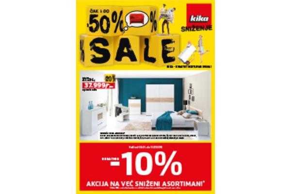 Kika Katalog Januar 2015