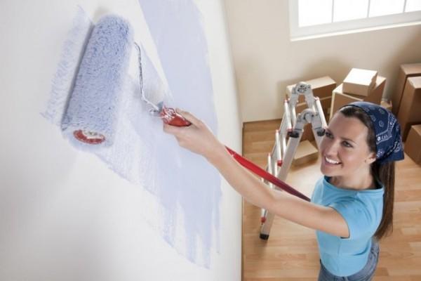 Mali saveti za čišćenje posle krečenja