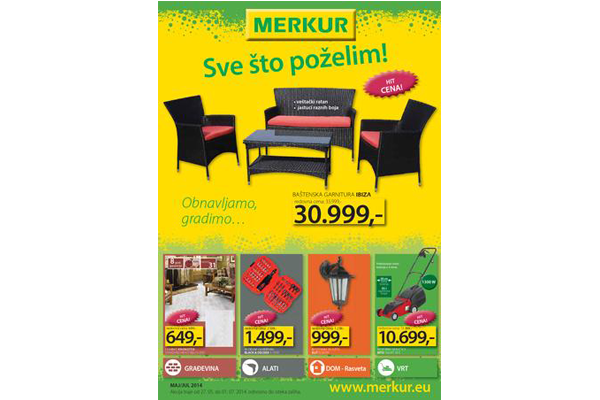 Merkur jul - avgust 2014