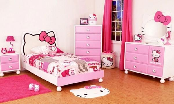 Hello Kity spavaće sobe za vaše devojčice