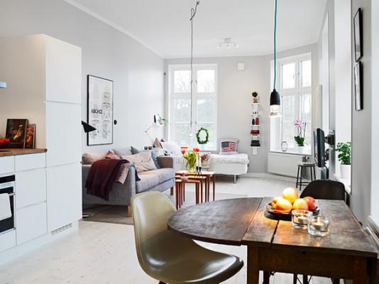 7 načina da mali stan učinite prostranijim