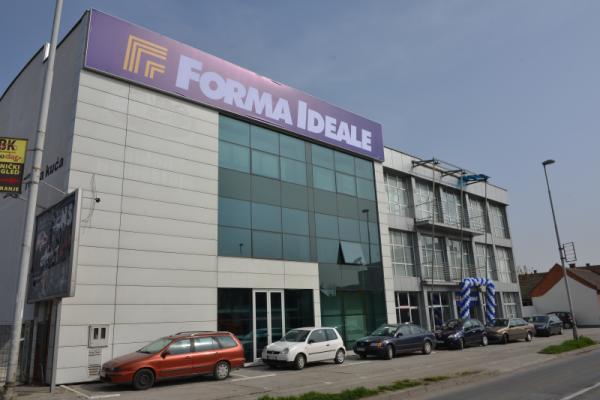 Forma Ideale - Salon u Novom Sadu na novoj lokaciji