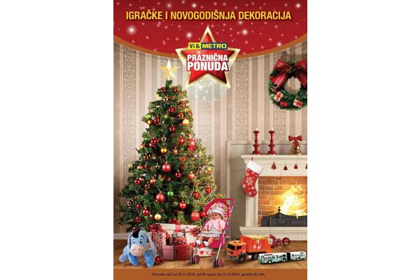 Metro katalog - Novogodišnja ponuda