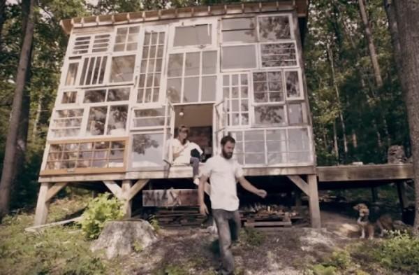 Kuća od prozora