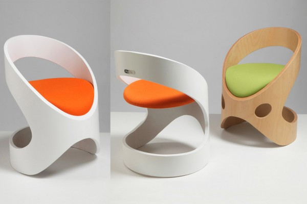 Unikatna Tube stolica