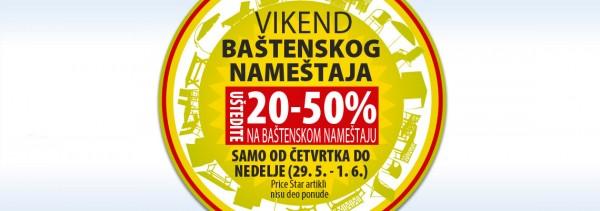 Velike uštede u JYSK -20% na baštenski nameštaj