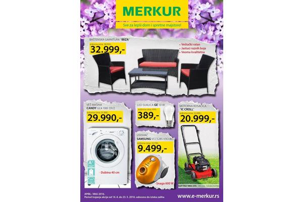 Merkur Katalog