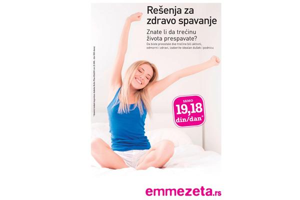 Emmezeta Dušeci i podnice - Katalog
