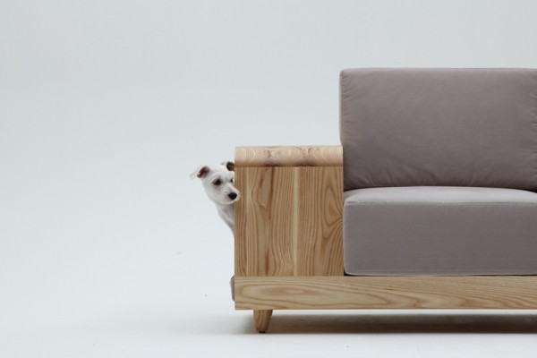 Dog House sofa