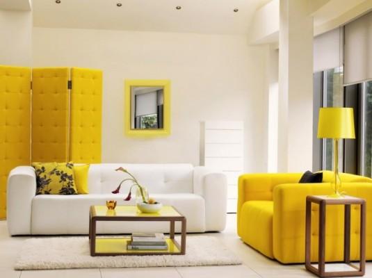 Iskoristite žutu boju kao inspiraciju