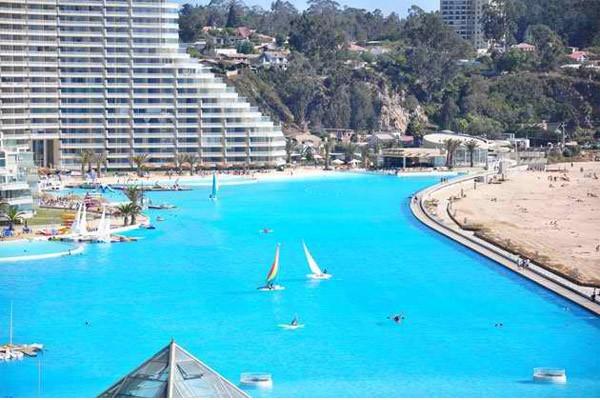 Trenutno najveći bazen na svetu
