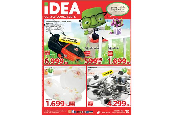 Idea Katalog - Uredjenje kuće