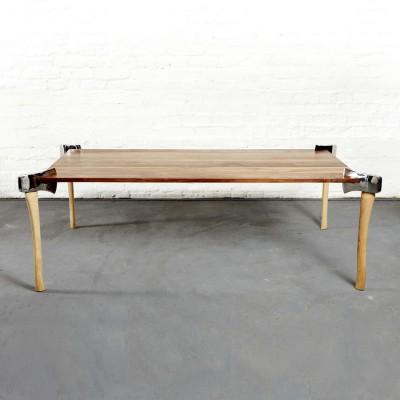 Da li Vam se dopada? Drvosečin sto za kafu