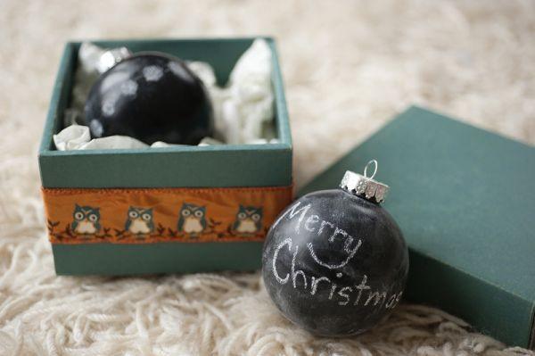 Možda da sami napravite novogodišnje ukrase?