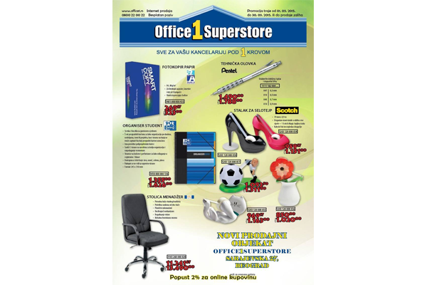 Office 1 Superstore katalog