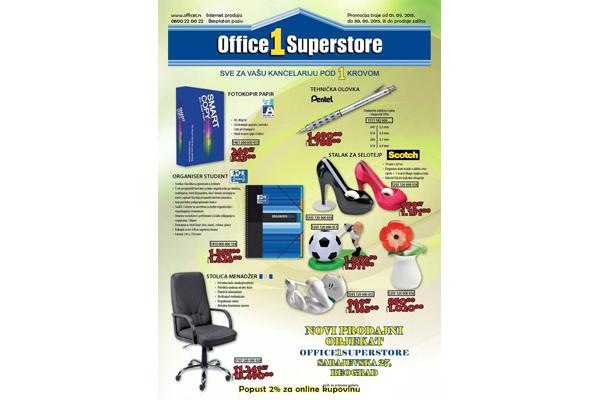 Office 1 Superstore katalog