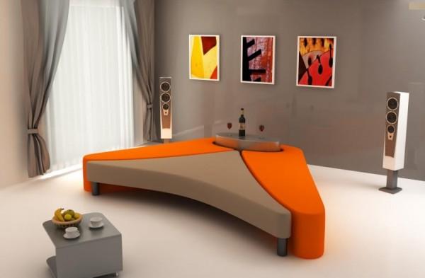Multifunkcionalna sofa mladog srpskog dizajnera