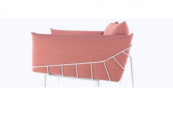Nova Herman Miler-ova sofa sa žičanim ramom