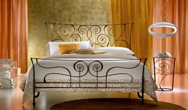 Moderni kreveti od kovanog gvožđa