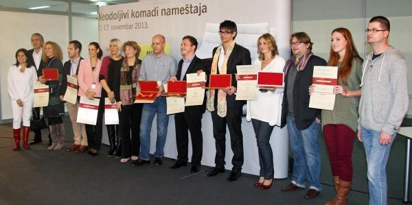Dodeljene tradicionalne nagrade Sajma nameštaja