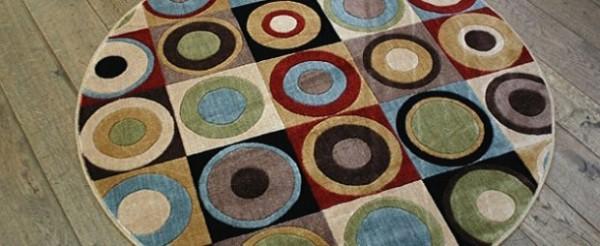 15 Okruglih tepiha o kojima treba razmisliti pri uređeju doma