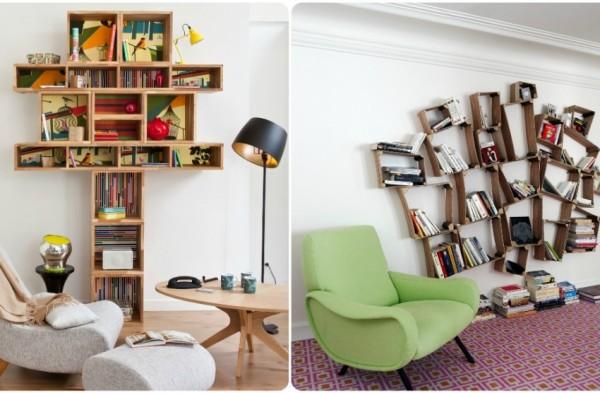 Knjige kao savršen detalj u svakom domu!