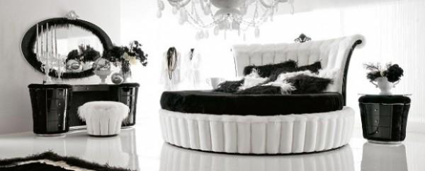 Crna boja u spavaćoj sobi? Razmislite o tome !!!