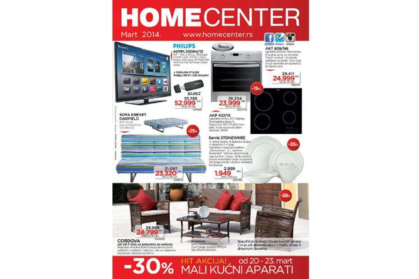 Home centar katalog - Sve za kuću!