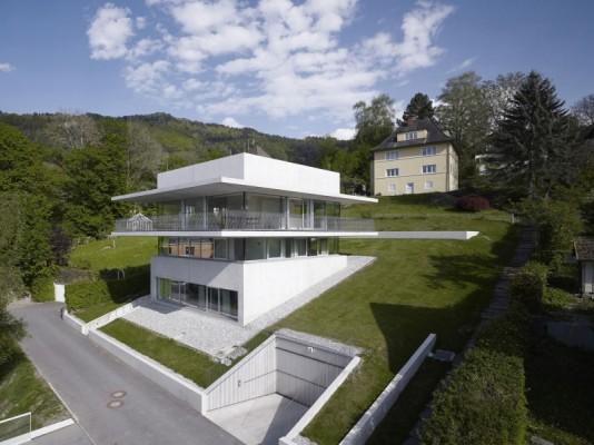 Kuća pored jezera u Bregencu