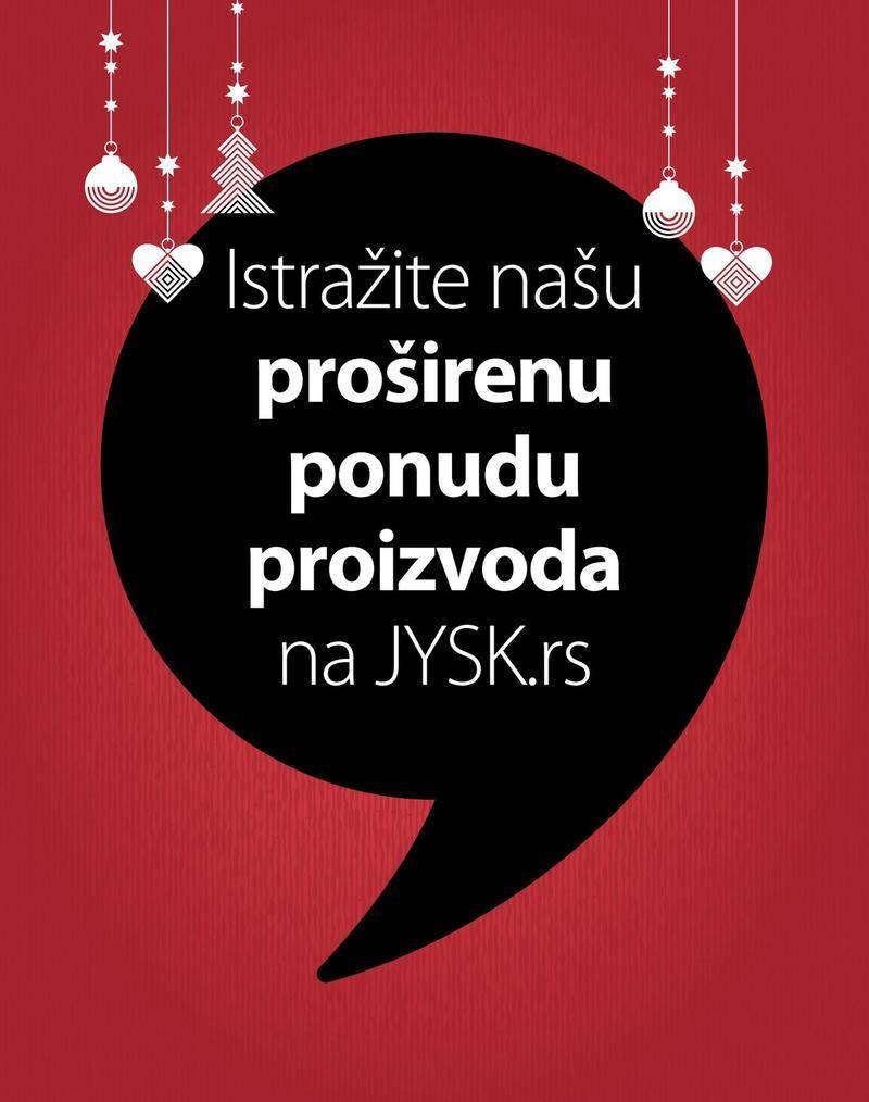 JYSK katalog - Redovna ponuda