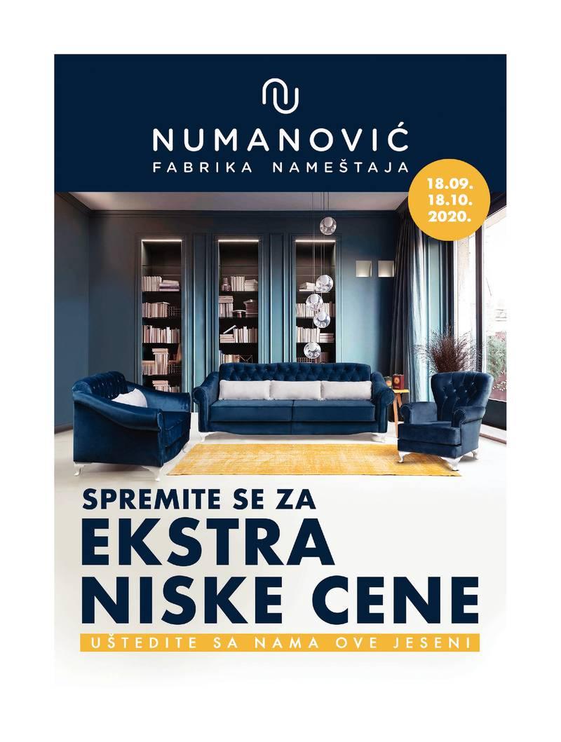 Numanović katalog