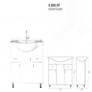 K 850 DF