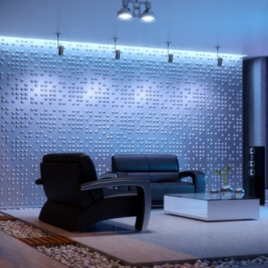 Wall Art 3D - Cybernetika-3d