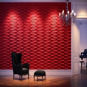 Wall Art 3D - Passionnes 3d