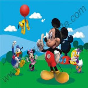 Stiker Disney 2 - FTD 0248