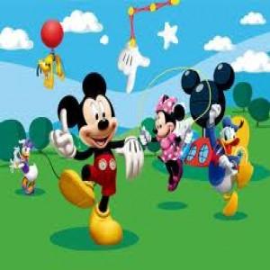 Stiker Disney 2 - FTD 0253