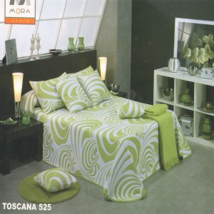 TOSCANA BED COVER 230/270