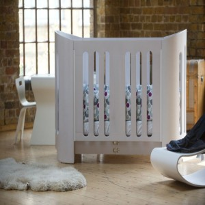 Krevetac luxo nursery