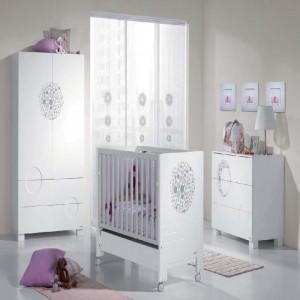 Soba za bebe Lunar