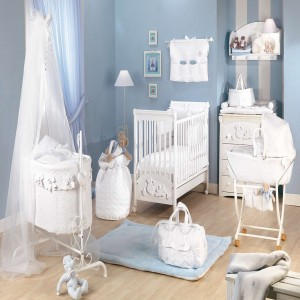 Soba za bebe Diamante