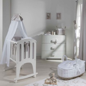 Soba za bebe coffee
