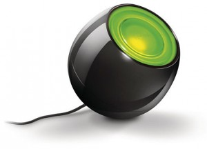 Philips stona lampa LivingColors Mini Glossy CRNA 69150/30/PH - See more at: http://www.baucasa.rs/a