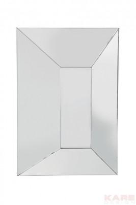 Mirror Heaven + Earth 112x77cm
