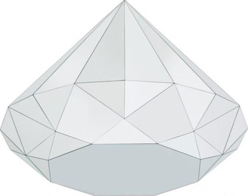 Mirror Diamond 115x90cm