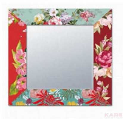 Mirror Patchwork Flower 70x70