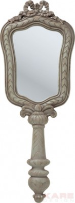 Mirror Make Up Grey 123x46cm