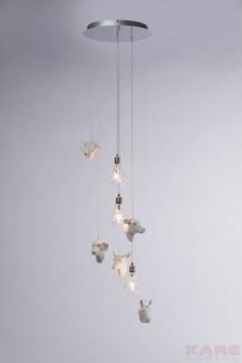 Pendant Lamp Mobile Animal